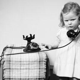 Telefonische storing!